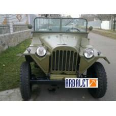 GAZ 67 (original) (1944 year)