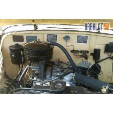 GAZ 69 (UAZ) Restored (1962)