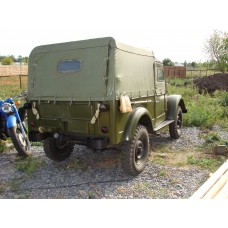 GAZ 69 (original) (Bobik) (NEW)