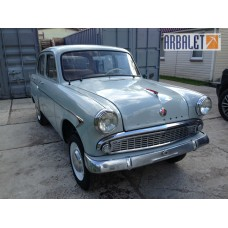 Moskvich 403 restored (1968 year)