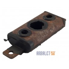 Pillow of a rear engine bearer top assy GAZ-69A (UAZ-69A) former USSR replica (69-1001050)