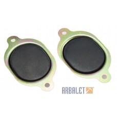 Buffer rubber tailgate (optional) GAZ-69A (UAZ-69A) (76-5604RN)