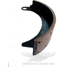 Pad and friction facing of a brake a lobby assy, new old stock (12-3501090)