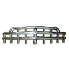 Facing lattice of a radiator assembly GAZ-12 ZIM Chrome, refurbished (32-8401100)