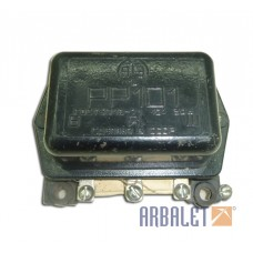 Current and voltage regulator assy (13-3702010) (РР101)