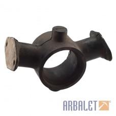 Ring of a bearing part of an intermediate propeller shaft (21-2202082-Г)