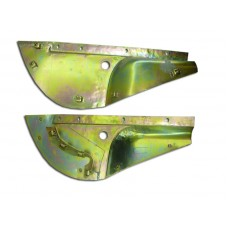 Front fenders mudguard a front part assy,new (21-8403285-Б, 21-8403284-Б)