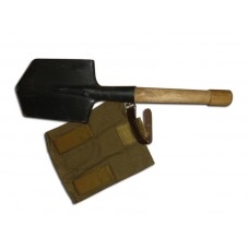 Sapper shovel with bag, new old stock (69-СЛ)
