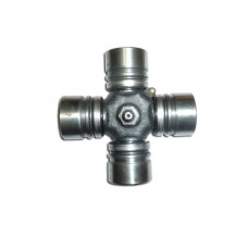 Cross universal joint with oil seals and bearings, assy, new old stock (12-2201025)