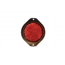 Light deflector assy - red type ФП-21, new old stock (51-3731020-А)