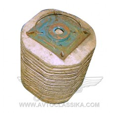 Element filtering the oil filter of thin clearing assy (АСФО-2), new old stock (51-1017035-А3)