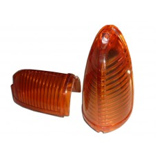 Lens of a tail light top 403 (403-РЖ)