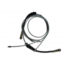 Cable of a manual drive gear of a brake rear assy, new (402-3508120-А)
