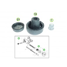 Repair kit clutch working cylinder, new (965-scp)